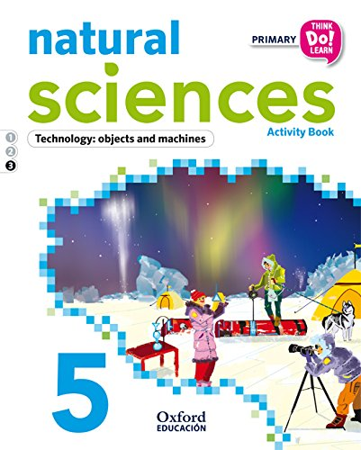 Think Do Learn Natural Science 5th Primary Activity Book Module 3