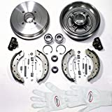 Autoparts-Online Set 60003465 Bremstrommel/Bremsen Kit Hinten