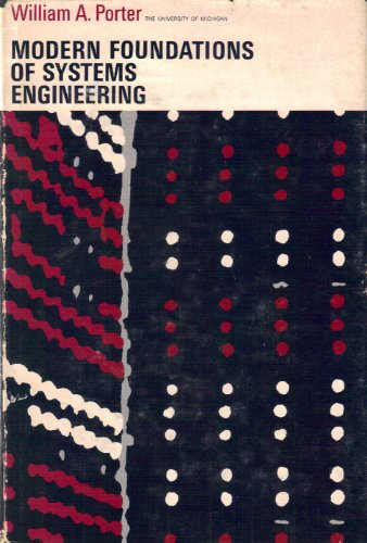Modern foundations of systems engineering