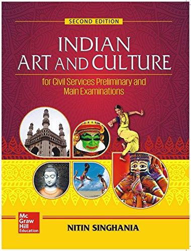 Indian Art and Culture : For Civil Services Preliminary and Main Examinations Second Edition price comparison at Flipkart, Amazon, Crossword, Uread, Bookadda, Landmark, Homeshop18
