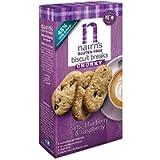 Nairn's Gluten Free Blueberry & Raspberry Biscuit Breaks, 160g (pack of 6)