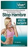 Vive+ Stop Hambre, Suplemento Alimenticio - 2 Paquetes de 30 Cápsulas