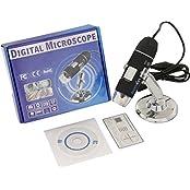 Zoomion Micron Handmikroskop 50x-500x, digitales Mikroskop und PC-Kamera mit HD-Farbsensor