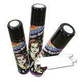 FASCHING 30101 Hairspray color weiss, Haarspray mit Farbe NEU/OVP