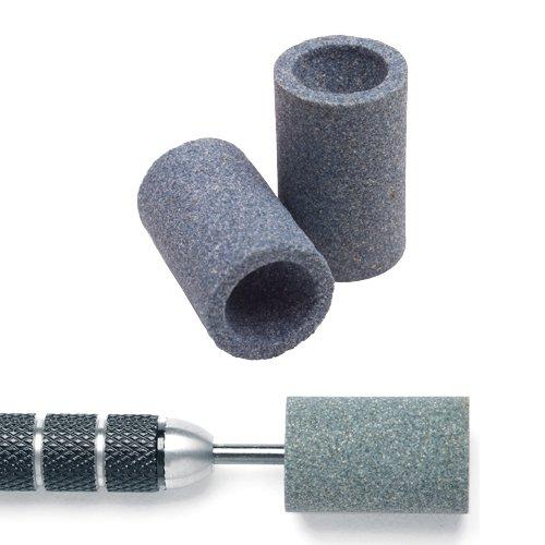 Steel Tip Spitzer Darts (Rund Dart Point Spitzer - Schleifstein - 2 Pack)