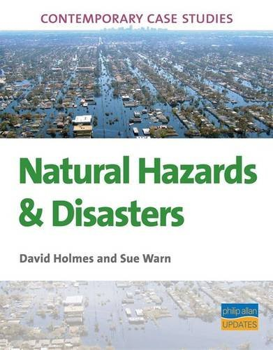 "natural disaster case studies ""disasters dont just happen they are the result of a chain of events, locked together in moment in time""disaster is defined as an emergency."
