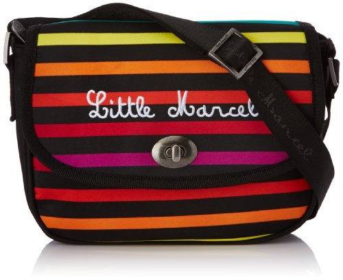 little-marcel-mead-bolso-bandolera-color-noir-246-talla