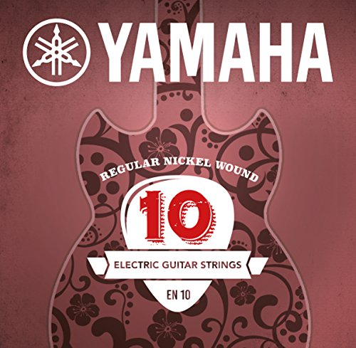 Yamaha EN 10 E-Gitarernsaiten Light (1er Set)