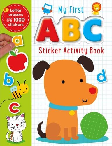 My First ABC Sticker Activity (Abc Sticker Book)