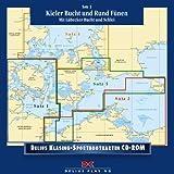 Sportbootkarten Satz 1/2004. Kieler Bucht und Rund Fünen. CD-ROM. Mit Lübecker Bucht und Schlei.