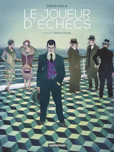Le joueur d'échecs par Stefan Zweig