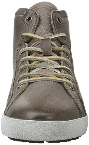 Blackstone Damen Il67 High-Top Grau (Shark)