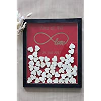Makfort Candy Box Hochzeit Vintage Kraft Papier Geschenk Boxen Love
