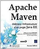 Apache Maven - Maîtrisez l'infrastructure d'un projet Java EE