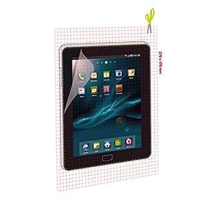 """Muvit MUSCP0340 Pack de 2 Films de protection d'écran Mat pour Tablette 7"""" à 9"""""""
