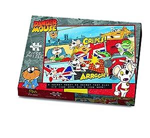 Paul Lamond Games Danger Mouse 1000 Piece Puzzle - Cripes (Se distribuye Desde el Reino Unido)