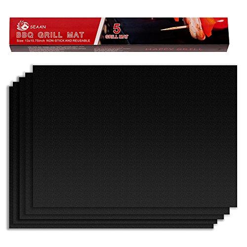 ttlife-5pcs-massima-qualita-barbecue-grill-mats-foglio-di-teflon-barbecue-grill-forno-100-antiaderen