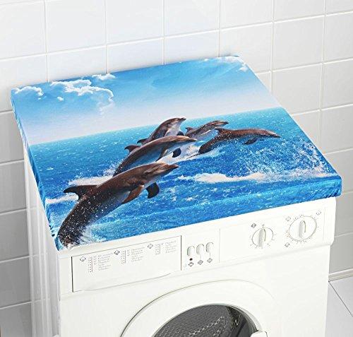 Housse Machine à Laver Machine à laver Housse Housse Machine à Laver Housse–Dauphin