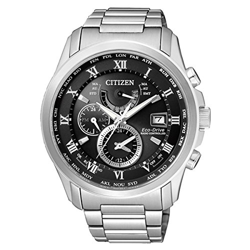 Citizen AT9080-57E  Analog Watch For Unisex