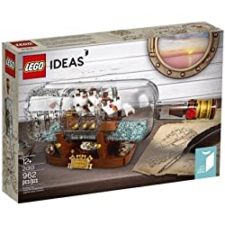 LEGO® Exclusiv IDEAS 21313 ship in bottle