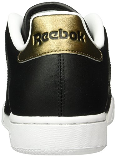 Reebok Npc Ii Metallics, Sneakers Basses Homme Noir (Black/Antique Copper)