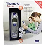 Thermoval Duo-Scan Fieberthermometer, 1 St