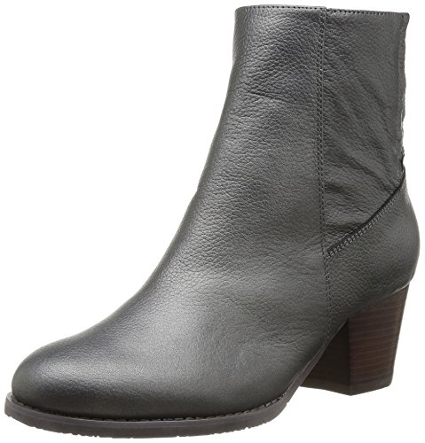UK Womens Grey Biker Pewter 8 Esska Joys 41 Boots z15c0nq