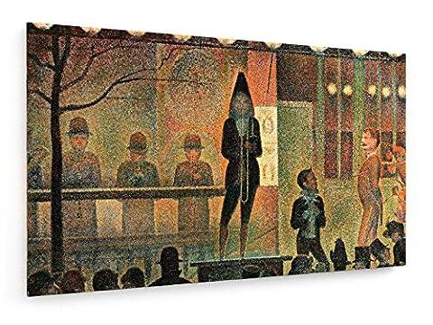 Georges Seurat, Circus parade - 1887 - 39,37