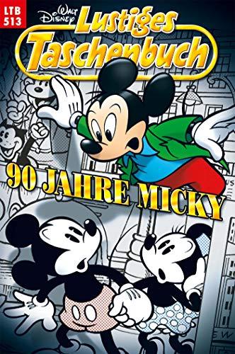 Lustiges Taschenbuch Nr. 513: 90 Jahre Micky