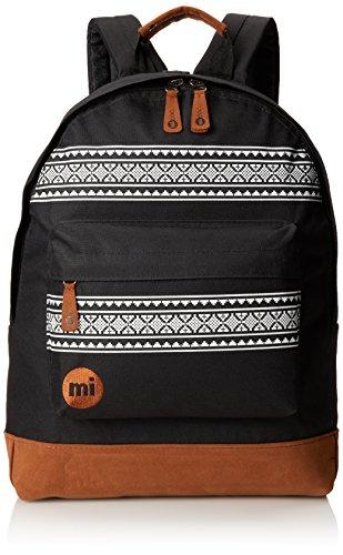 Mi-Pac Textile - Zaino, colore: Nero