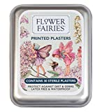 30 Flower fairies hypoallergenic plasters for girls in a tin by Yellodoor