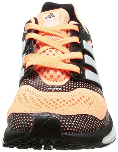 Adidas B40903, Running Femme Multicolore (Flaora/Ftwwht/Cblack)