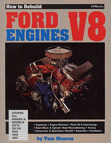 How to Rebuild Ford V-8 Engines (Hpbooks)