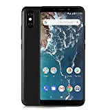 "Xiaomi Mi A2 Smartphones 5.99"" Full HD Screen, 4GB RAM + 64GB ROM Snapdragon 660 Octa Core, Dual SIM Cards, 20MP Front & 20MP+12MP Dual Rear Cameras Mobile Phones Nero (2018 Newest)"