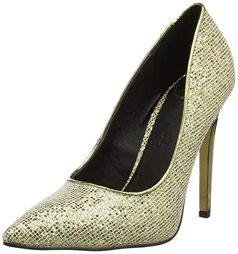 Buffalo Damen FEMI Pumps, Gold (Gold 001), 38 EU