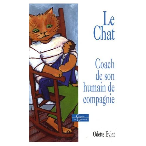 La chat : Coach de son humain de compagnie