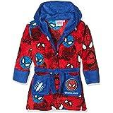 DC Comic Spiderman Mask, Robe de Chambre Garçon
