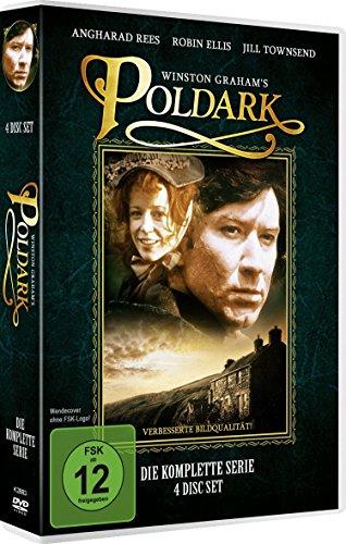 Poldark - Die komplette Serie in einer Gesamtedition (4 Disc Set)