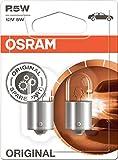 OSRAM Original 12V R5W halogen auxiliary lights 5007-02B...