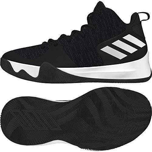 sports shoes 1cc21 32891 Adidas Explosive Flash K, Scarpe da Basket Unisex – Bambini