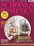 Schöner Wohnen Nr. 12/2011 Weihnachten im ganzen Haus