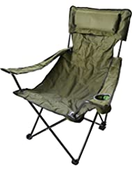 Robuster Camping Outdoor Angler Klappstuhl Outdoor