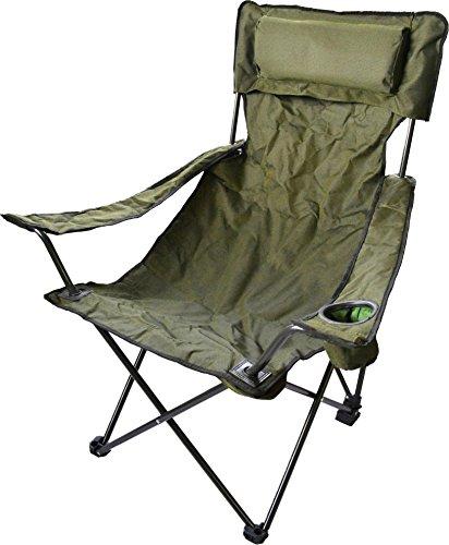 Robuster Camping Outdoor Klappstuhl