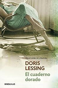 El cuaderno dorado par Doris Lessing