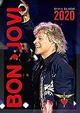 Bon Jovi 2020 Calendar - Official A3 Wall Format Calendar