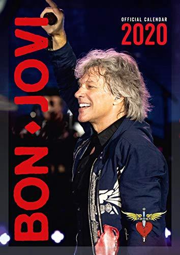 Bon Jovi 2020 Calendar
