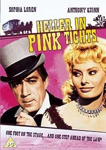 Heller In Pink Tights [DVD]
