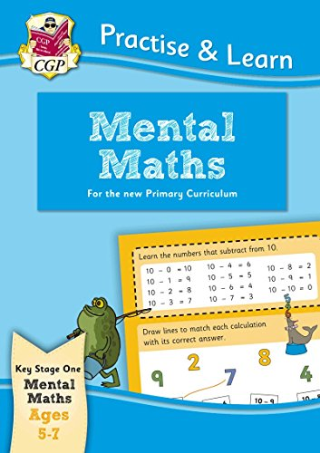 Practise & Learn: Mental Maths (Ages 5-7) Cover Image