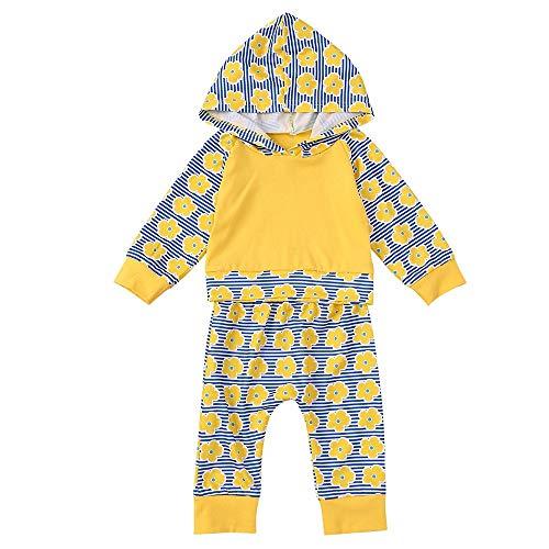 Beikoard Mädchen Jungen Kapuzenmantel Schlafanzug Hoodies Kleinkind Baby Born Kleidung