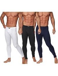 Sesto Senso Homme Pack de 3 Sous-Vêtement Pantalon 114